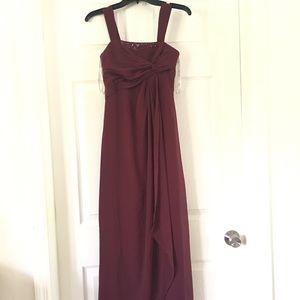 David's bridal Girls size 14 dress
